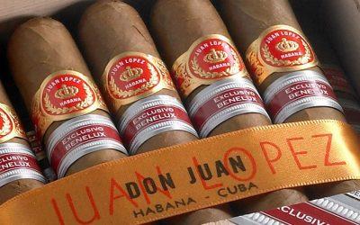 Historia de Cigarros Juan López